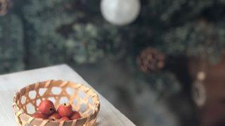 小さなりんご石けんを作ろう♩